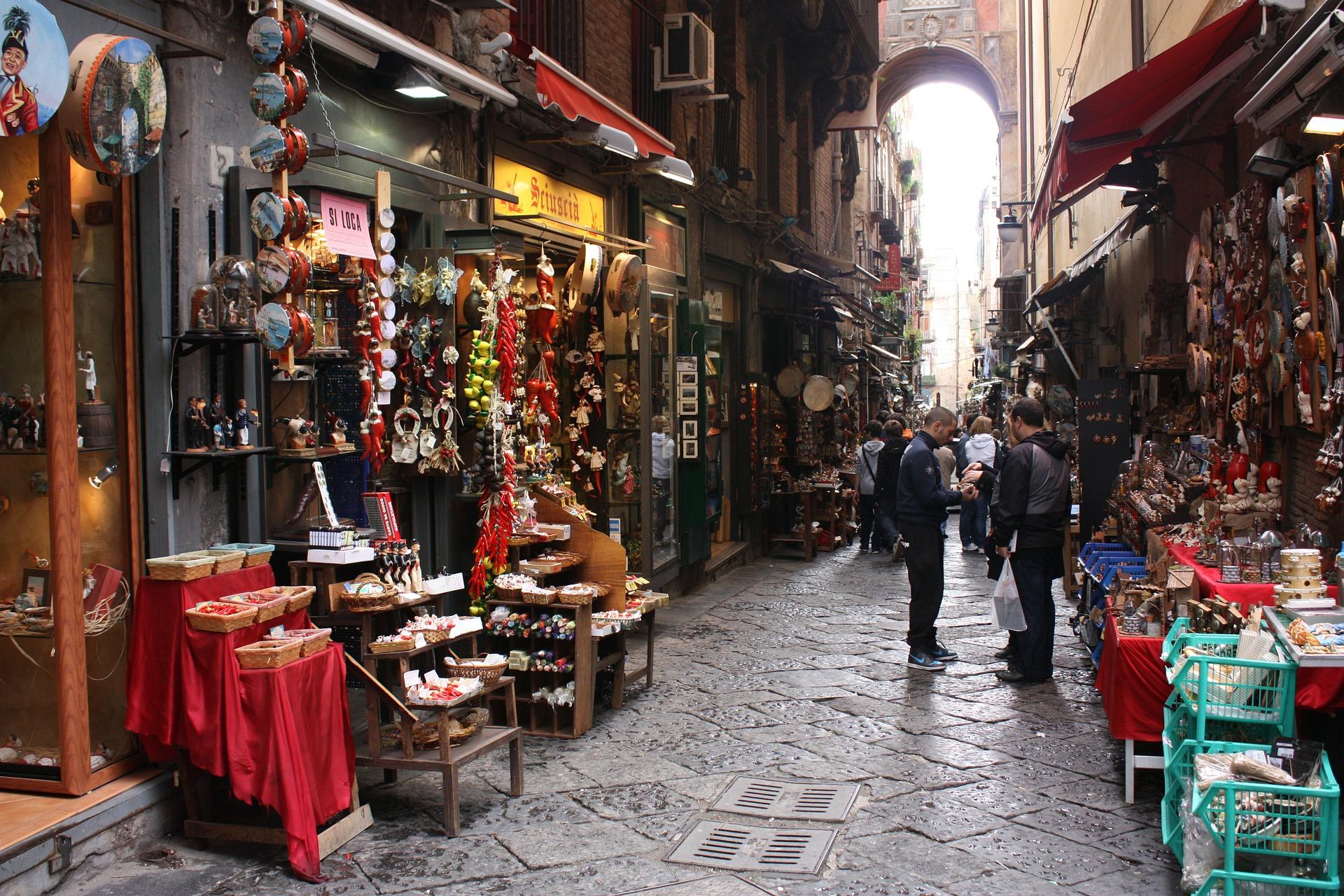 Napoli (S)velata: un viaggio nel lato oscuro della città partenopea