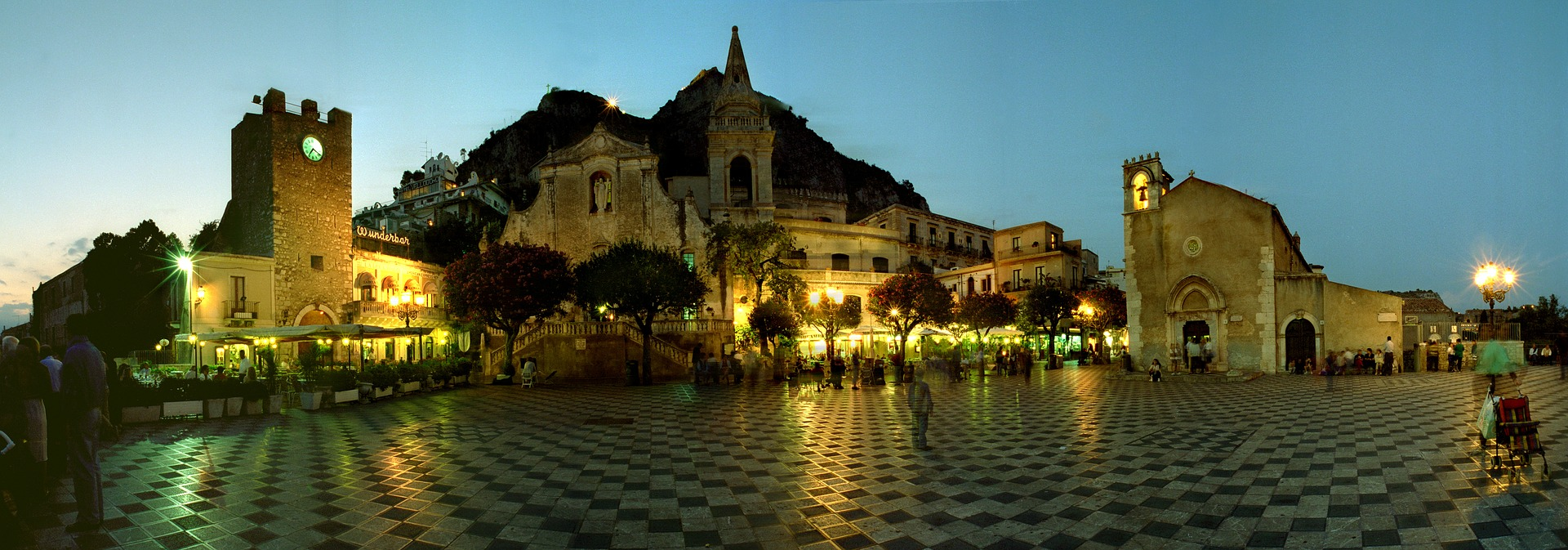 Estate in Sicilia