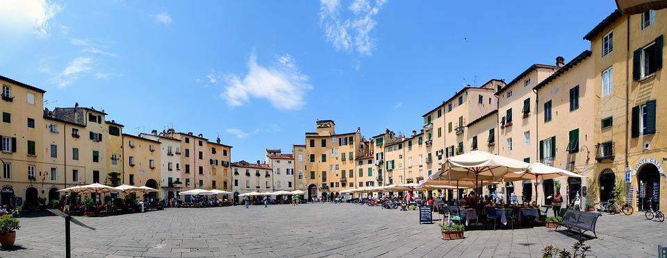 Lucca sulle tracce di Nottolini: tre itinerari turistici inediti